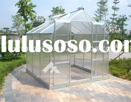 2010 new style garden greenhouse,vegetable and flower greenhouse (HX65123)