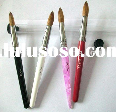 acrylic nail brush, acrylic nail brush Manufacturers in LuLuSoSo