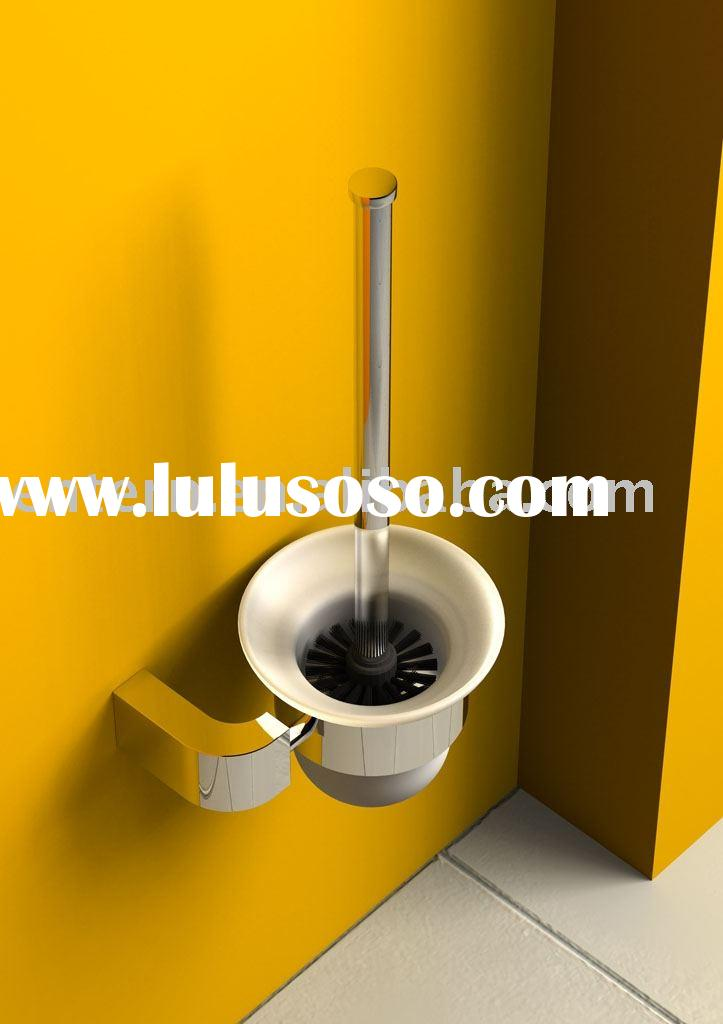 Bathroom Accessories Toilet Brush and Holder
