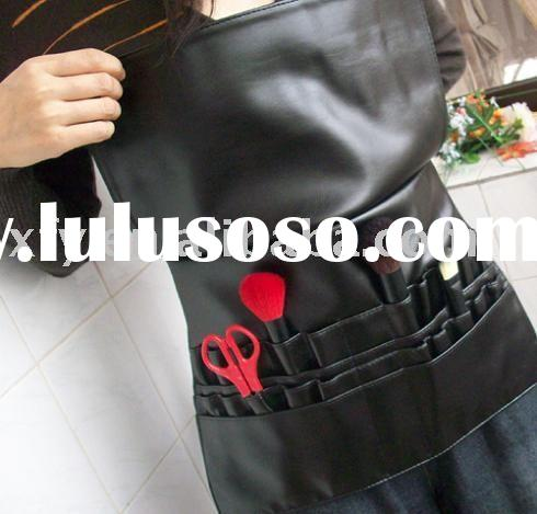Black Makeup Brush Apron Version Two Belt Length Around 55 cm