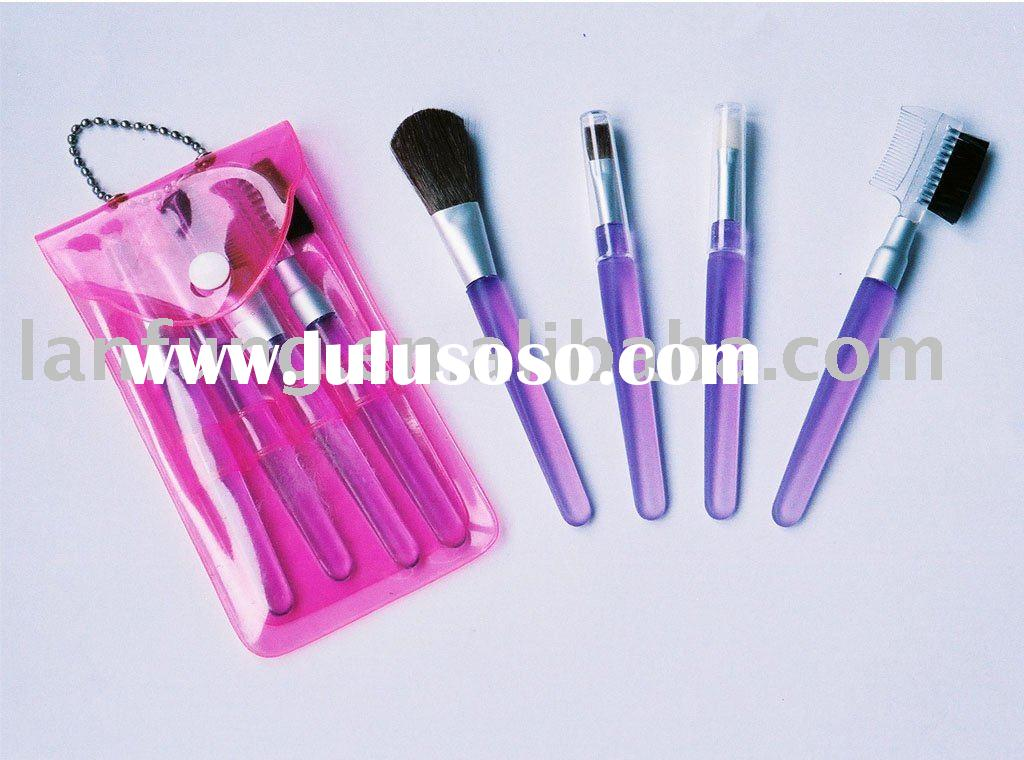Cheap beauty brushes,Promotional makeup brush set