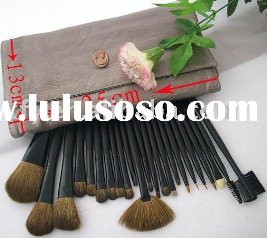 Complete Set of 23pcs Horse Hair  comsetic Brush