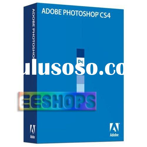 For Adobe Photoshop CS4 Standard Full Version