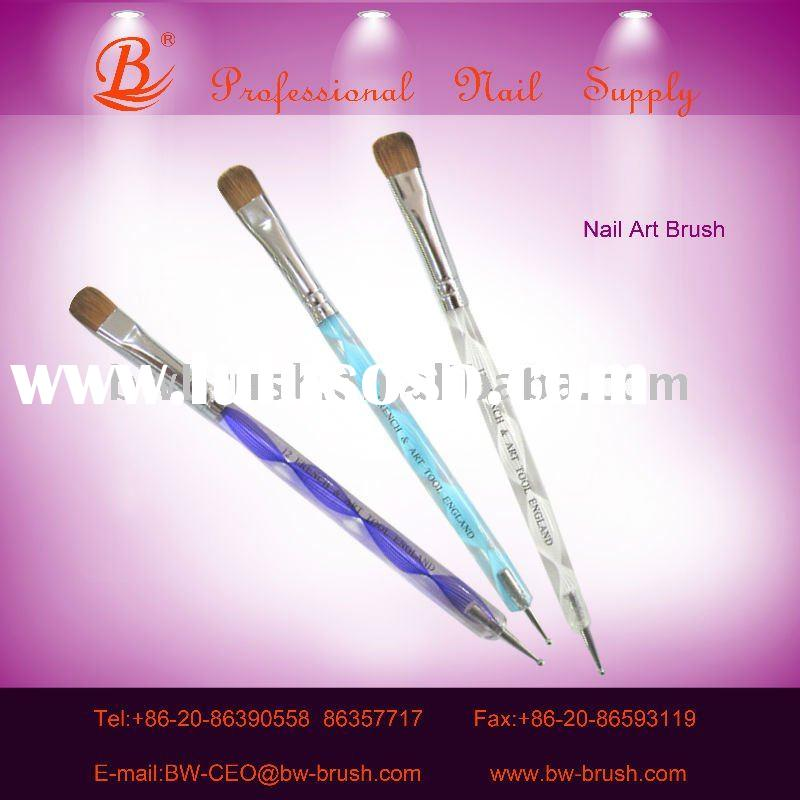 French Gel Brush/UV Gel Brush/Nail Polish Brush