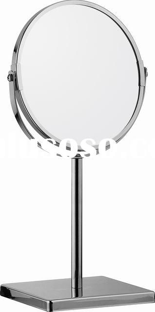Makeup mirror,cosmetic mirror, double side mirror,revolving mirror; rotary mirror; rotating mirror