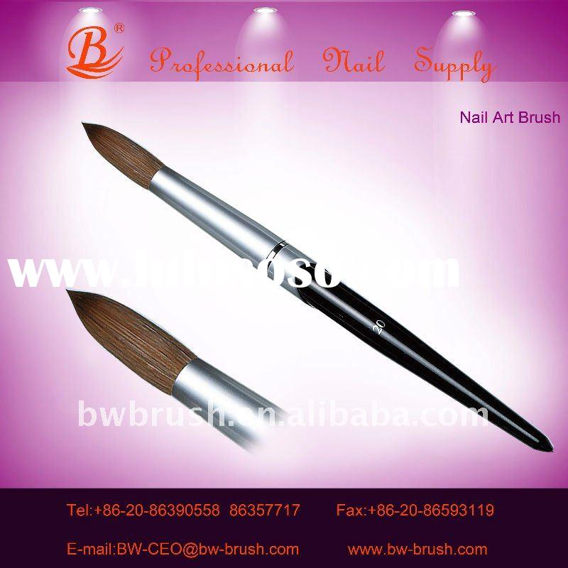 Professional Kolinsky Hair Acrylic Nail Brush