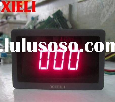 Voltage measuring instrument power supply DC, Measuring DC voltage
