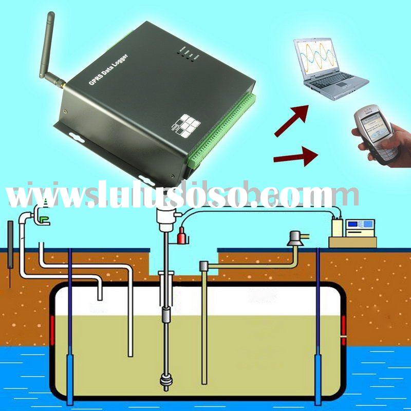 Water level Measuring Device With GPRS Data Monitor