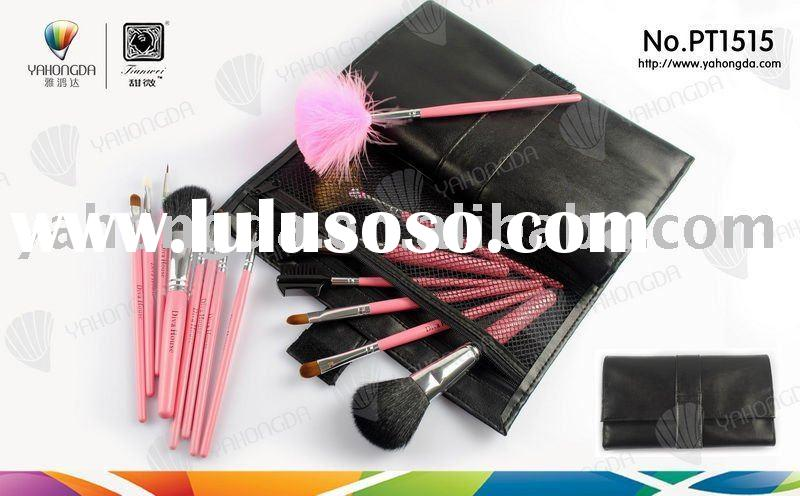 cheap make up brush kits set PT1515