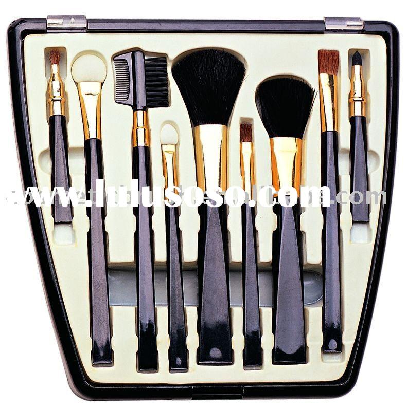 cheap makeup brush set ,professional brush set