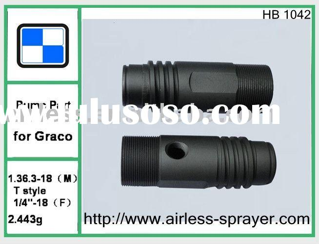 piston pump part for Graco airless paint sprayer