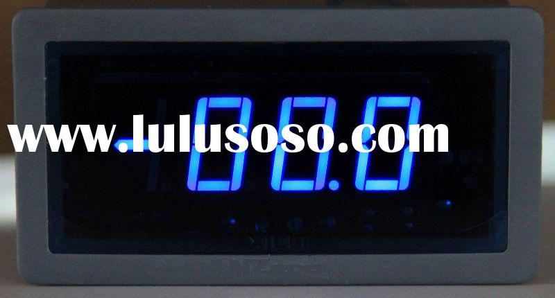 voltmeter display 1999 power supply DC 12V Measuring DC voltage