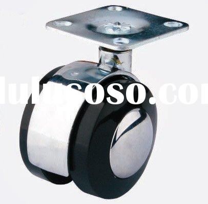 2 Inch ball caster with plate