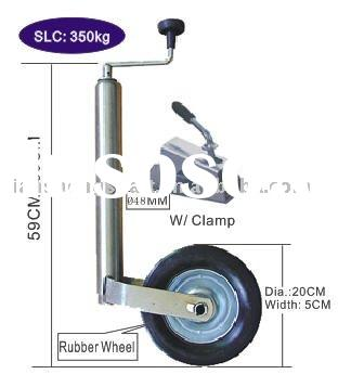 "350kg static load capcity. Jockey wheel for Europe and Australia,trailer jack,8"" Rubber wheel"