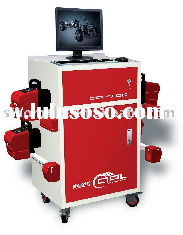 4 wheel alignment system