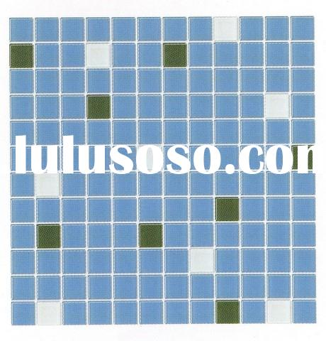 Bathroom Tile,Swimming Pool Tile,Mosaic Pattern,Porcelain Tile