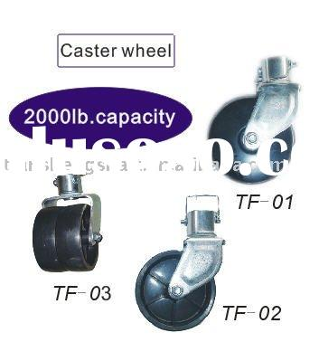 Jack caster wheel,Trailer parts,Jockey wheel