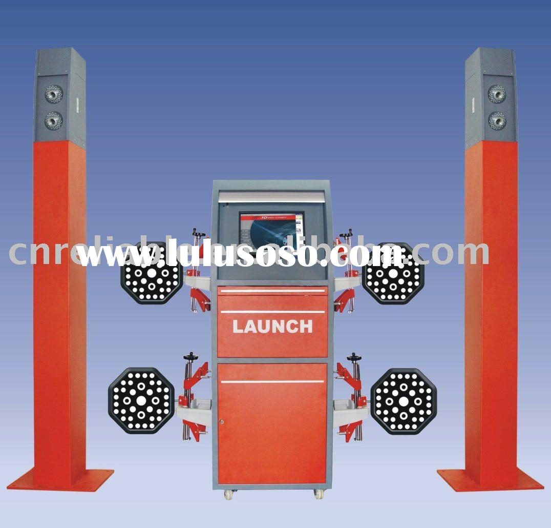 KWA-300 3D wheel aligner,4 wheel aligner system,bluetooth communication wheel alignment,auto testing