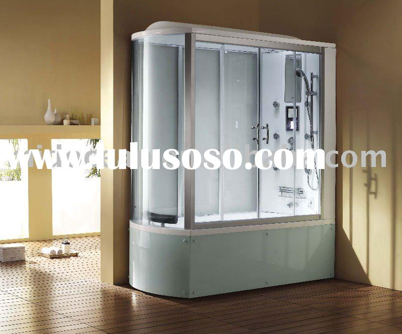 Luxury TV Steam shower room