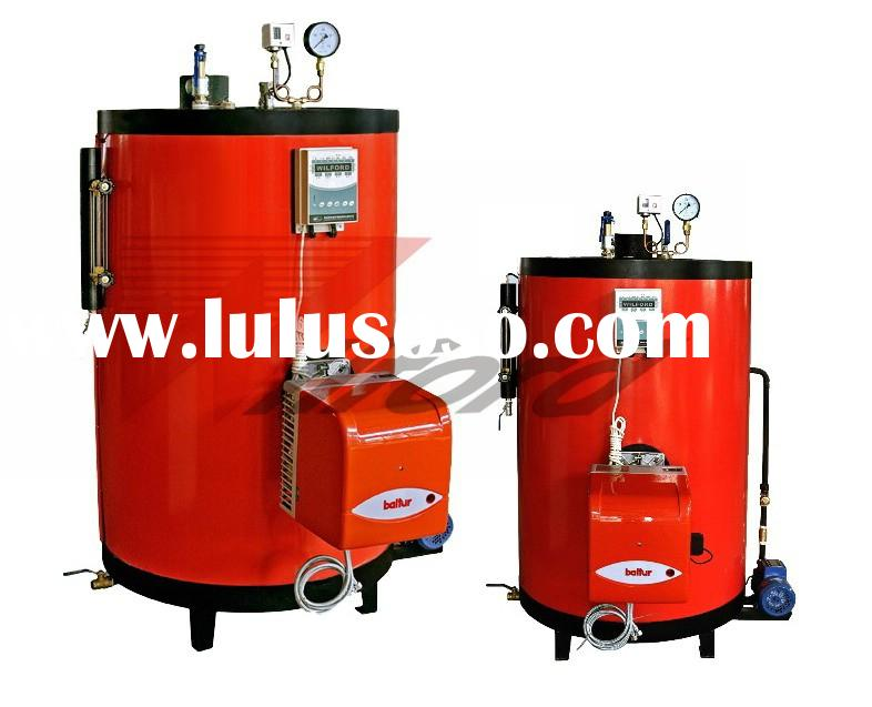 Oil Fired Steam Boiler for heating equipment