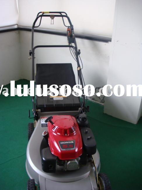 Self propelled Lawn Mower with Honda GXV160 engine