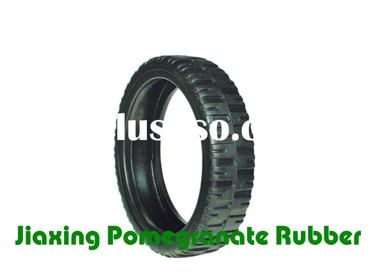 Solid Rubber Tires for lawnmower