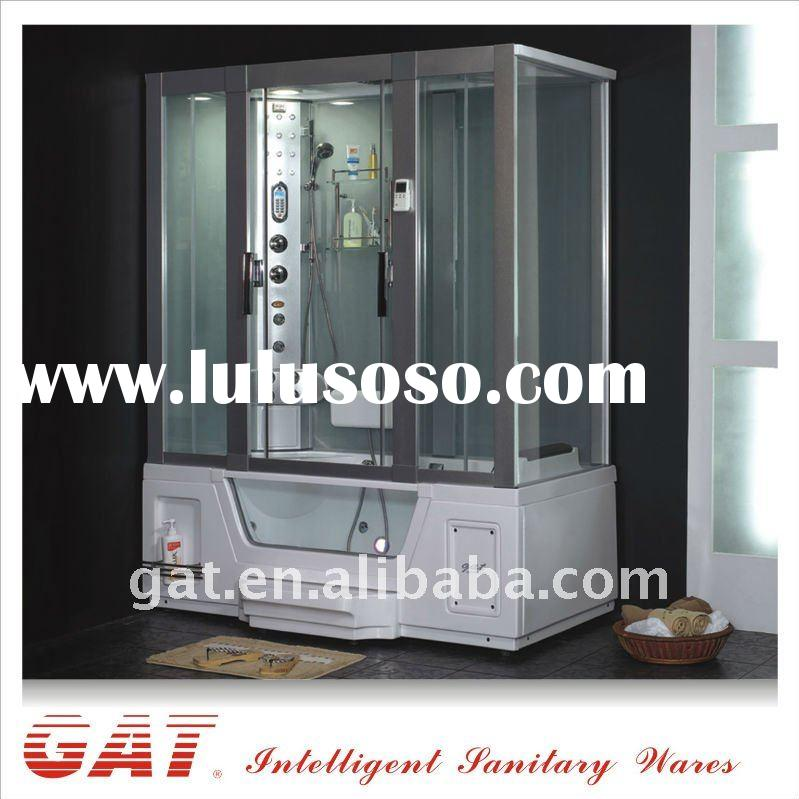 Steam bath ,computerized control shower room bathtubGL-1585