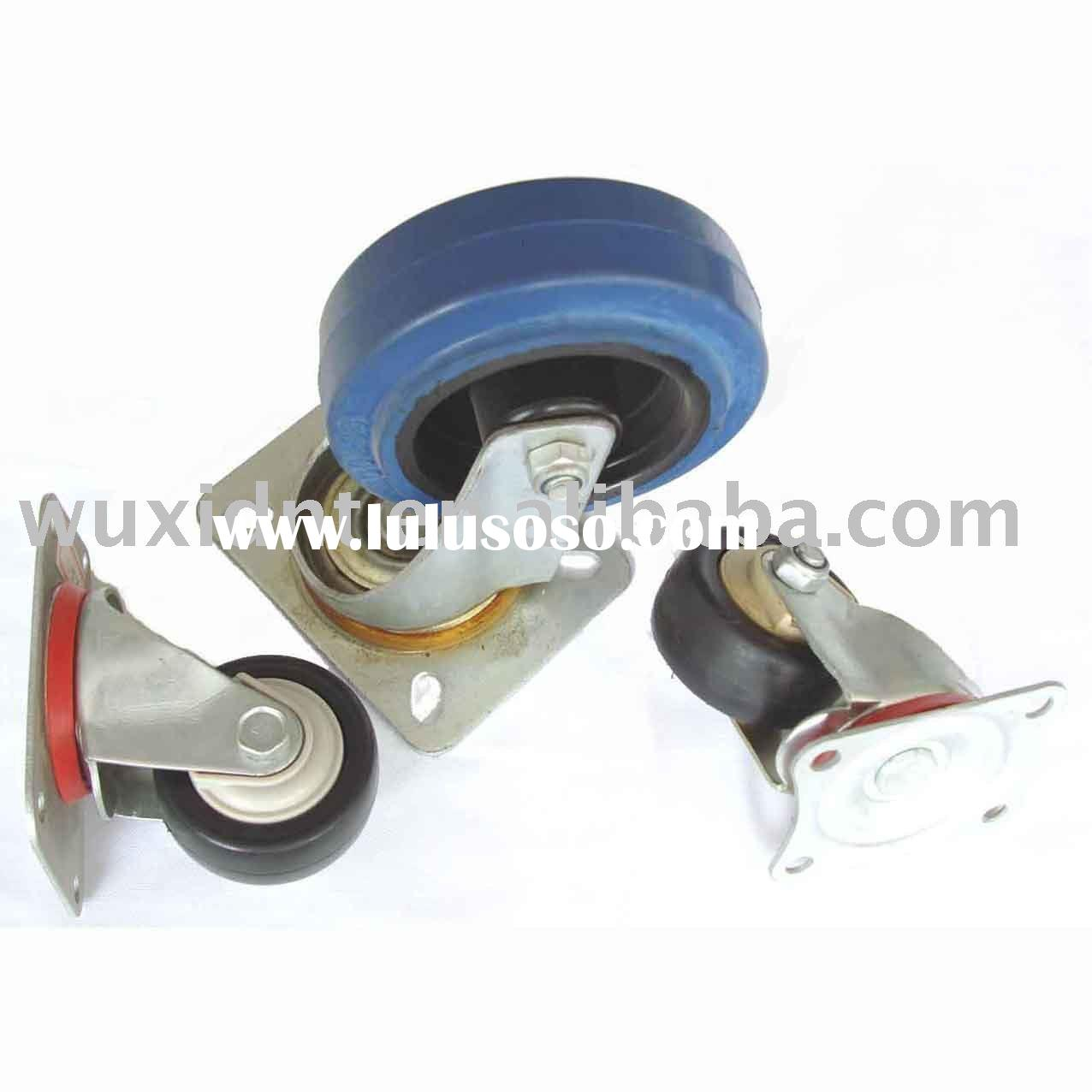 TEXTILE SPARE PARTS sliver can Caster,wheels for carding machine