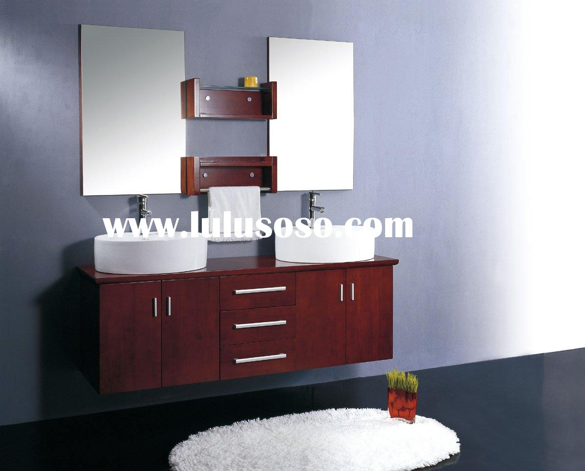 Bathroom cabinet sink vanity discount bathroom cabinets for Cheap bathroom storage cabinets