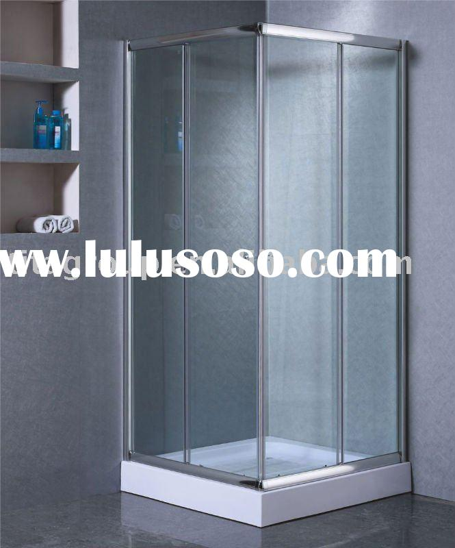 new enclosed shower room,shower stalls
