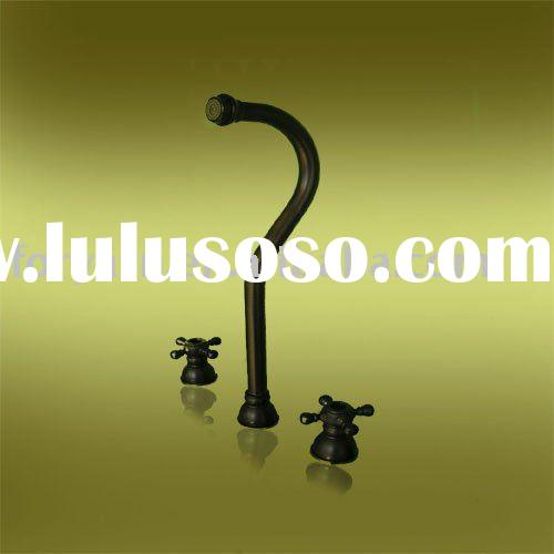 oil rubbed bronze bathroom lavatory faucet,bathtub mixer,Faucets mixers taps