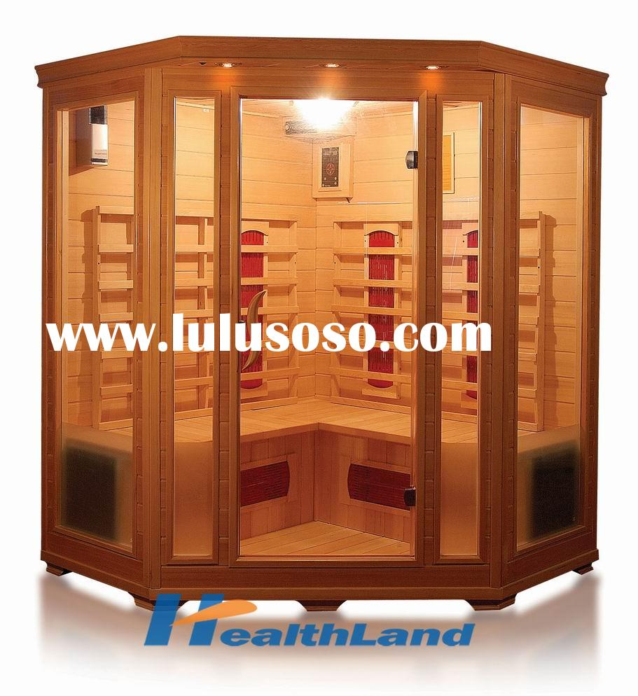 Keys Backyard Infrared Sauna Room Mdl Fsk0011a5 Fir 022lc - Keys Backyard Infrared Sauna. 3 Person Size Infrared Function Keys