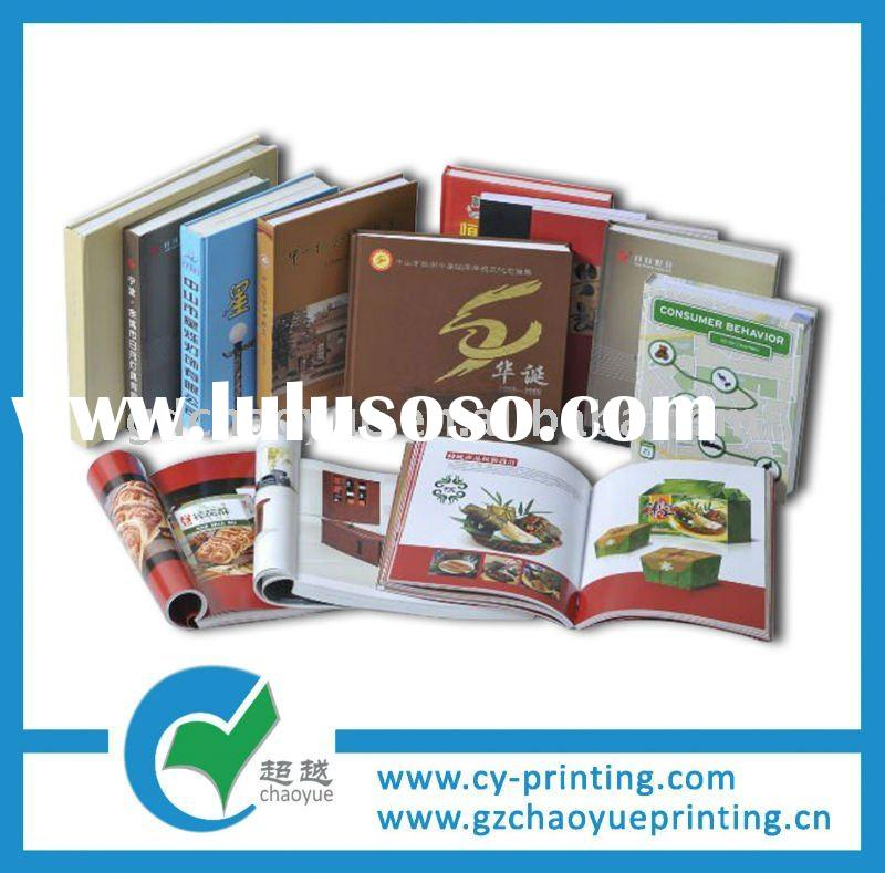 2011 High quality book printing