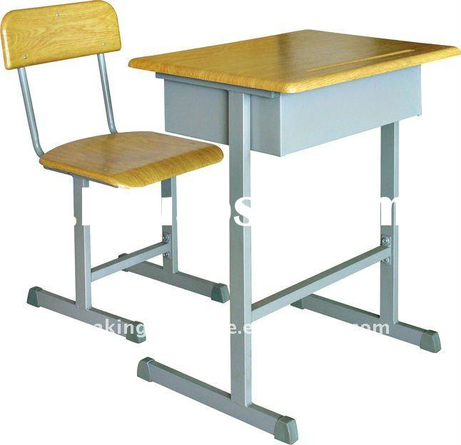 2011 new modern cheapest high quality school furnitures/school desk/school chairs