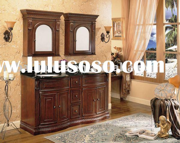 Bathroom furniture(solid wood)-Atlanta 60""
