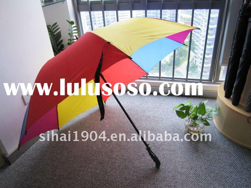 Brand golf umbrella