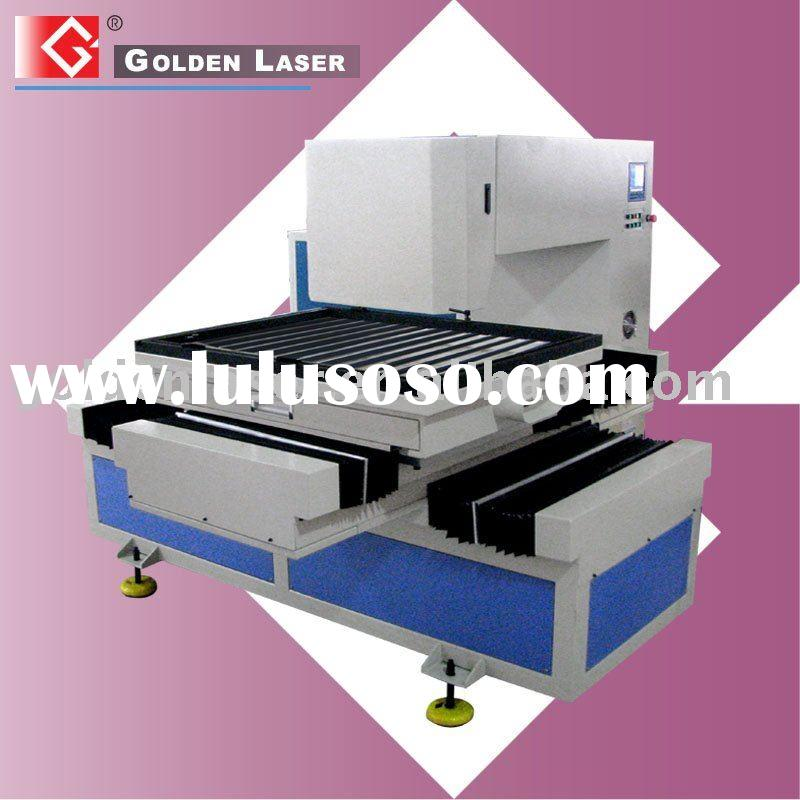 CNC laser cutting machinery for thin sheet metal