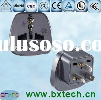 China, Australia, New Zealand travel plug/Grounded travel plug/AC power adapter/ Converter adapter/a