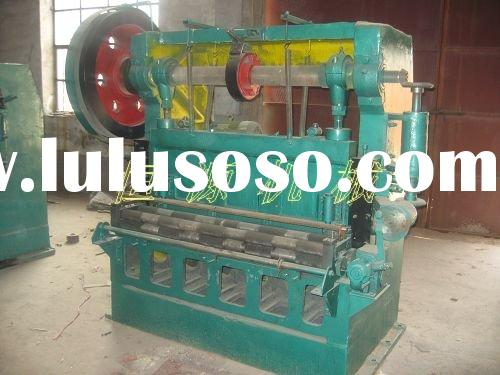 Hengyuan Brand Expanded Metal Plate Wire Mesh Machine