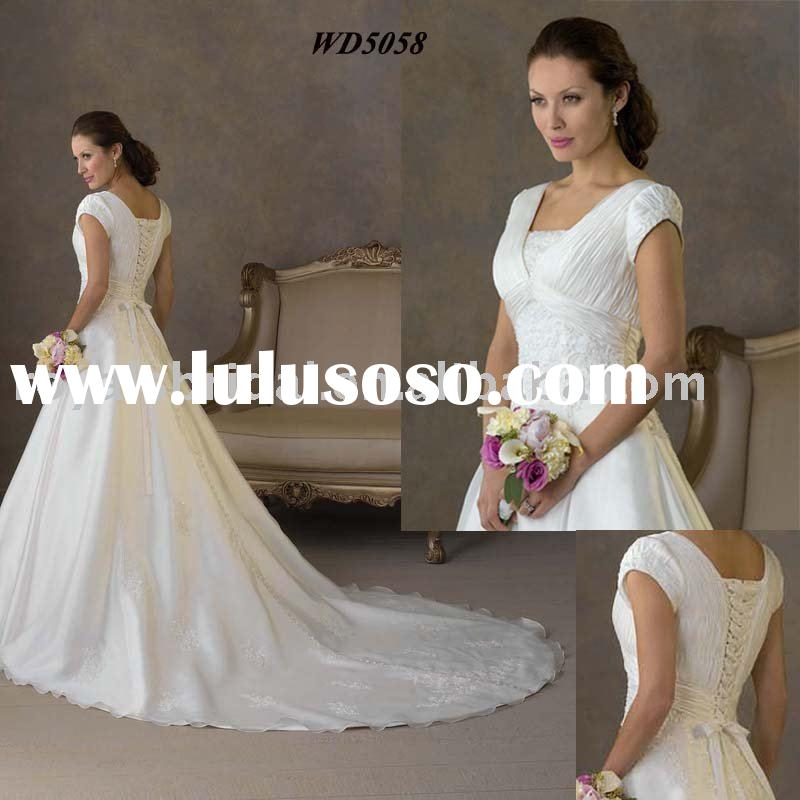 High Quality Plus Size Bridal Gown
