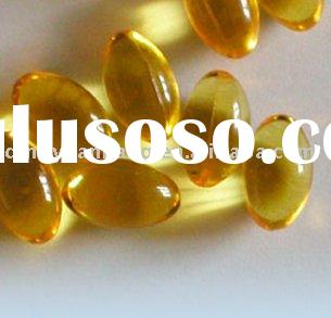 High quality Flaxseed Oil Soft Capsule(private label service)