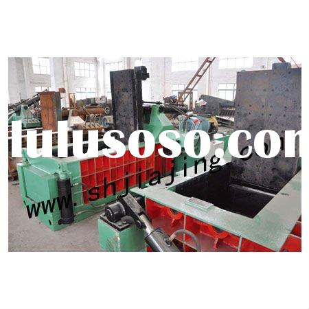 Horizontal Scrap Metal Press Machine