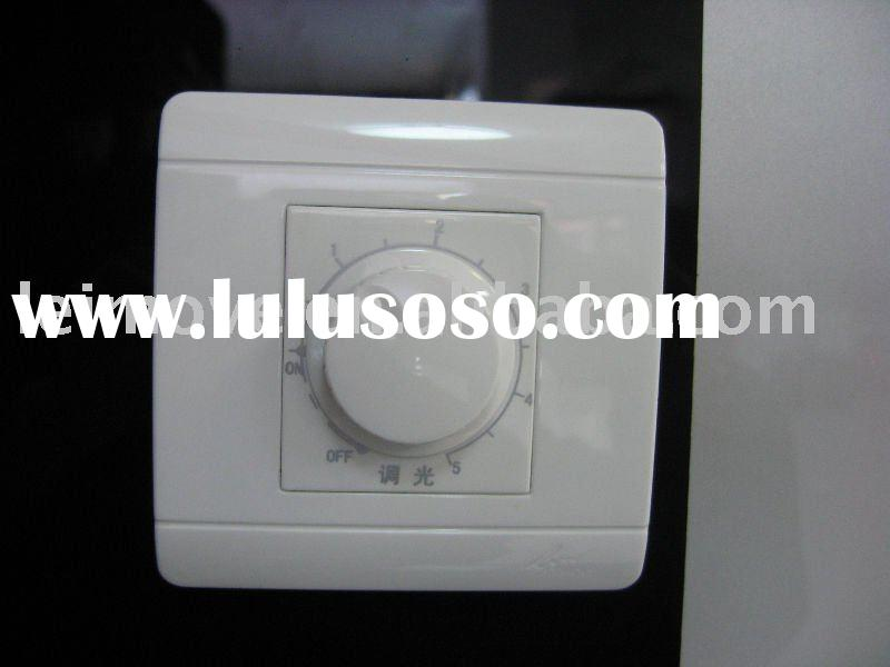 Leimove light-dimmer wall switch