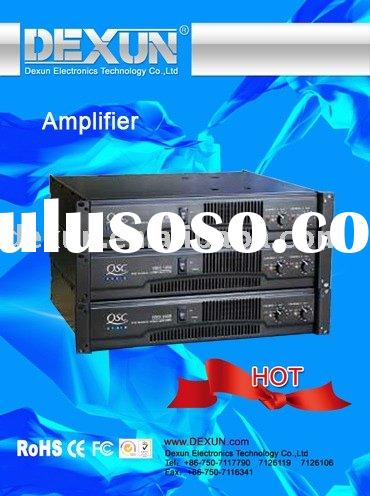 QSC Power Amplifier,digital Power Amplifier,Stereo Amplifier, Karaoke Amplifier, KTV Amplifier, PA A