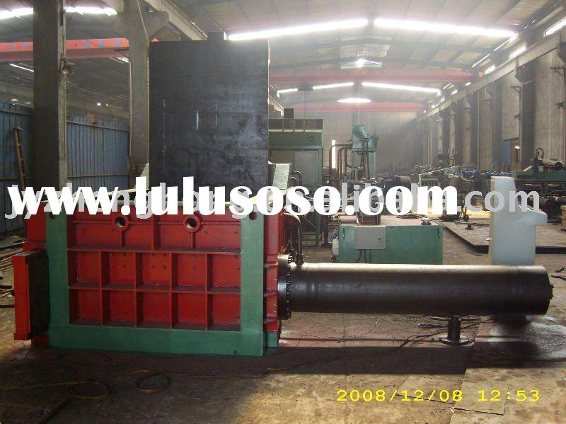 Used Metal Baler