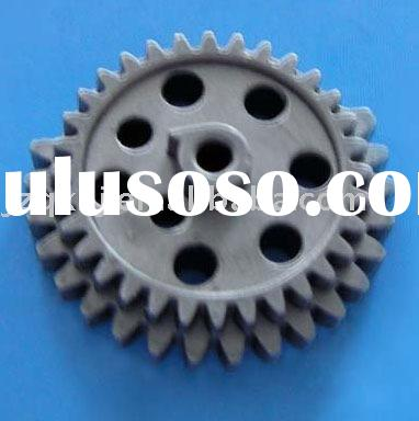 metal injection molding spur gear used in machinery