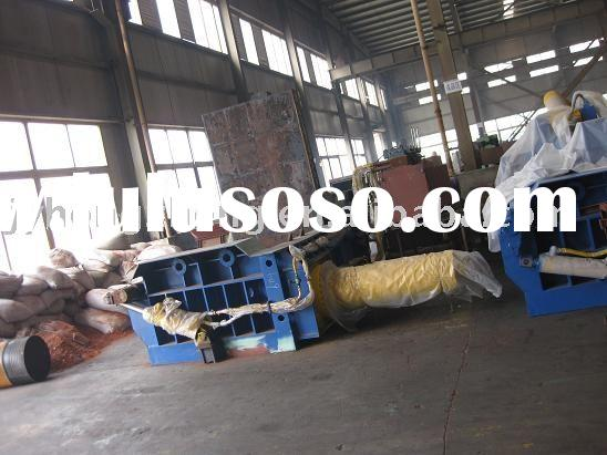 metal scrap packing  machine,used metal baler,metal baler