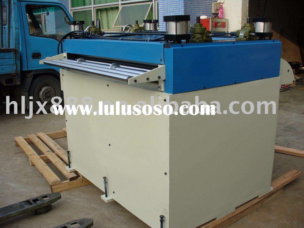 metal sheet straightener (leveler)