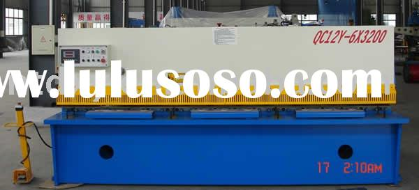 shear machinery,sheet metal shear,plate shear machine
