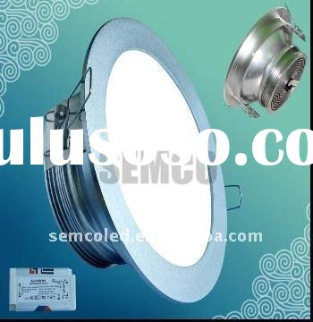 Stylish dimmable 7 W Recessed Dimmable LED Downlight